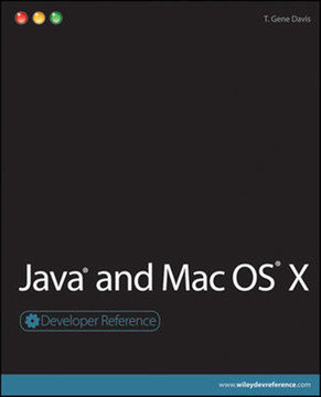 Java® and Mac OS® X