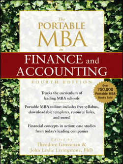 The Portable MBA in Finance and Accounting, 4th Edition