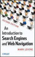 Cover of An Introduction to Search Engines and Web Navigation