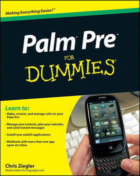 Palm® Pre™ for Dummies®