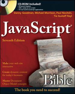 JavaScript® Bible, Seventh Edition
