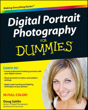 Digital Portrait Photography For Dummies®