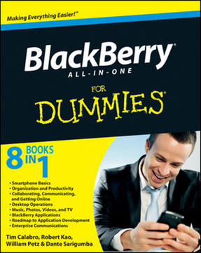 BlackBerry® All-in-One For Dummies®