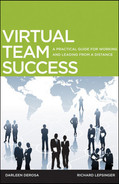 Cover of Virtual Team Success: A Practical Guide for Working and Leading from a Distance