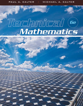 Technical Mathematics, Sixth Edition