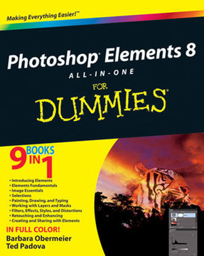 Photoshop® Elements 8 All-in-One For Dummies®