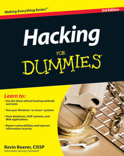 Hacking For Dummies® 3rd Edition