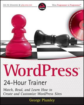 WordPress® 24-Hour Trainer