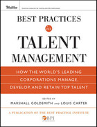 Cover of Best Practices in Talent Management: How the World's Leading Corporations Manage, Develop, and Retain Top Talent