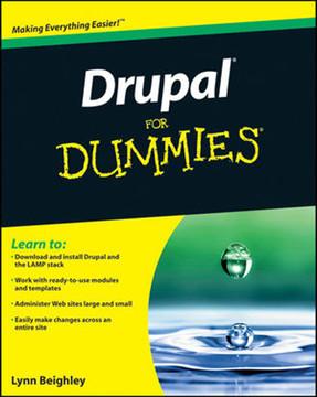 Drupal For Dummies®