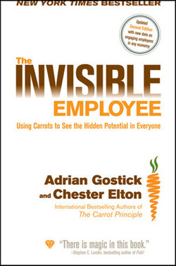 The Invisible Employee: Using Carrots to See the Hidden Potential in Everyone, Second Edition
