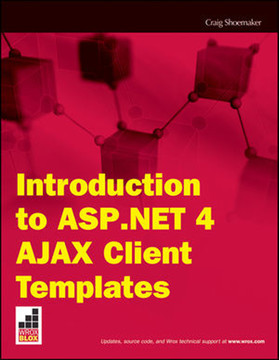 Introduction to ASP.NET 4 AJAX Client Templates