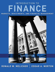 Introduction to Finance: Markets, Investments, and Financial Management, Fourteenth Edition
