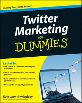 Twitter® Marketing For Dummies®