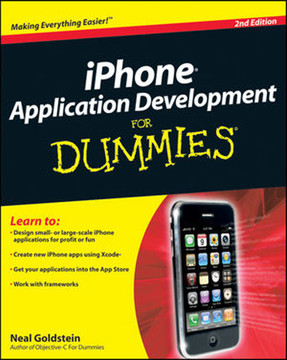 iPhone® Application Development For Dummies®, 2nd Edition