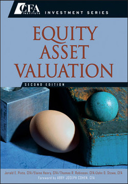 Equity Asset Valuation, Second Edition