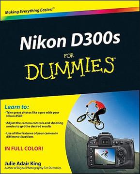 Nikon® D300s For Dummies®