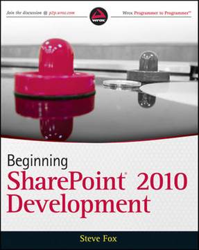 Beginning SharePoint® 2010 Development