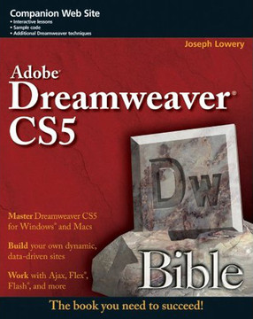 Adobe® Dreamweaver® CS5 Bible