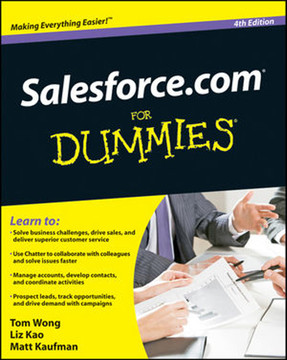 Salesforce.com® For Dummies®, 4th Edition