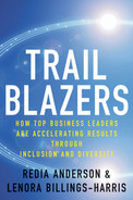 Cover of TrailBlazers: How Top Business Leaders are Accelerating Results through Inclusion and Diversity