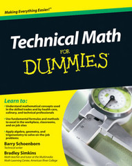 Technical Math For Dummies®