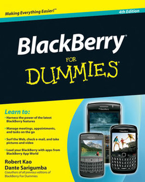 Blackberry® For Dummies®, 4th Edition