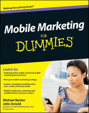 Mobile Marketing For Dummies®