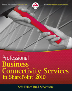 Professional Business Connectivity Services in SharePoint® 2010
