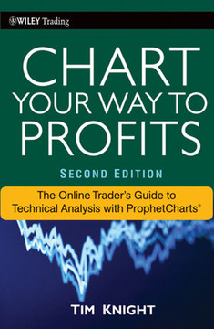 Chart Your Way to Profits: The Online Trader's Guide to Technical Analysis with ProphetCharts, Second Edition