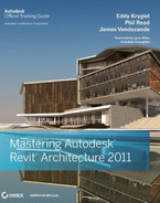 Cover of Mastering: Autodesk® Revit® Architecture 2011