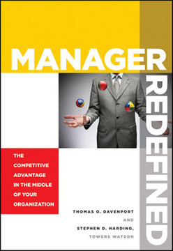 Manager Redefined: The Competitive Advantage in the Middle of Your Organization