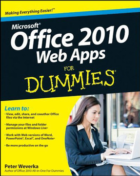 Office 2010 Web Apps For Dummies®