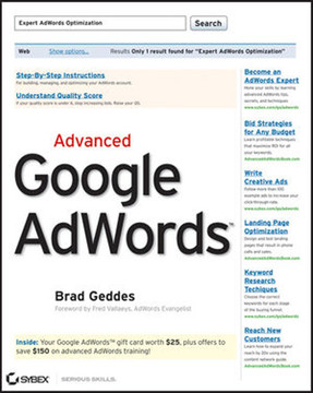 Advanced Google AdWords™