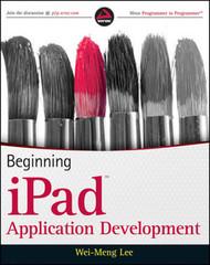 Beginning iPad™ Application Development