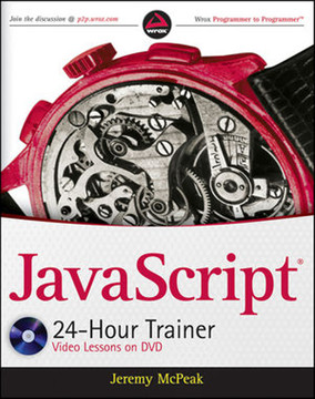 JavaScript® 24-Hour Trainer