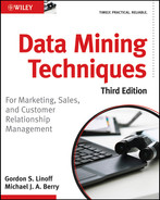 Cover of Data Mining Techniques: For Marketing, Sales, and Customer Relationship Management, Third Edition