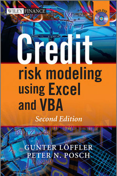 Credit Risk Modeling Using Excel and VBA with DVD