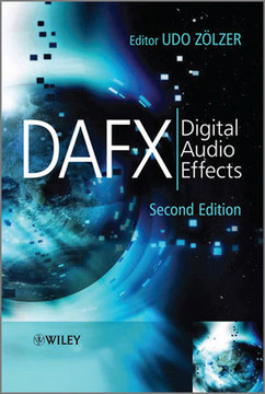 DAFX: Digital Audio Effects, Second Edition