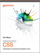 Cover of Smashing CSS: Professional Techniques for Modern Layout