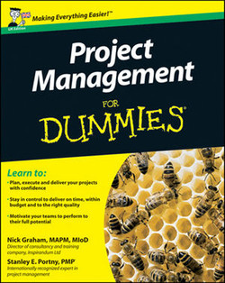 Project Management For Dummies®, UK Edition