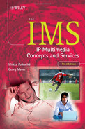Cover of THE IMS: IP Multimedia Concepts and Services, 3rd Edition