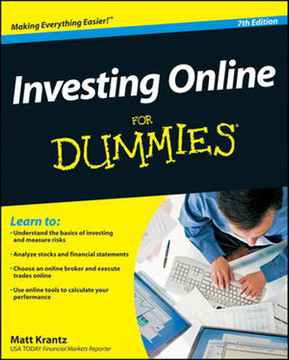 Investing Online For Dummies, 7th Edition