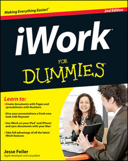 iWork® For Dummies,® 2nd Edition