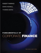 Cover of Fundamentals of Corporate Finance, Second Edition