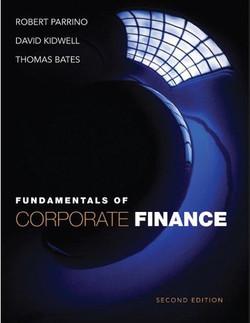Fundamentals of Corporate Finance, Second Edition