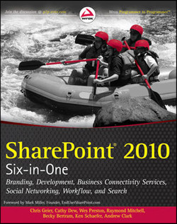 SharePoint® 2010 Six-in-One