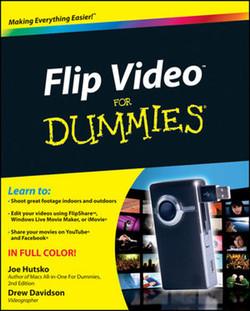 Flip Video™ For Dummies®