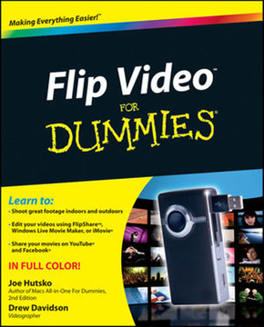 Flip Video™ For Dummies®