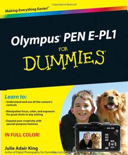 Olympus® PEN E-PL1 For Dummies®
